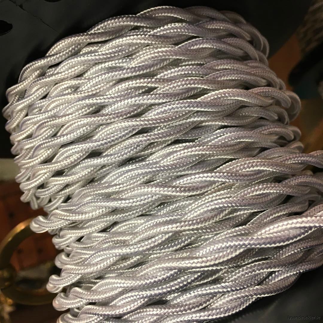 elsladd i tyg textilkabel textilsladd tygsladd tygkabel elektrisk sladd bygga lampa (4)