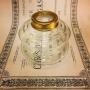 10''' oljehus glas/mässing