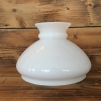 Vestaskärm opal - 200 mm (Skärm till fotogenlampa) - Vesta vit 200 mm
