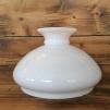 Vestaskärm opal - 220 mm (Skärm till fotogenlampa) - Vesta vit 220 mm