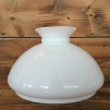 Vestaskärm opal - 235 mm (Skärm till fotogenlampa) - Vesta vit 235 mm