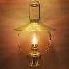 Cabinlamp - elektrifierad - Cabinlamp ELEKTRISK