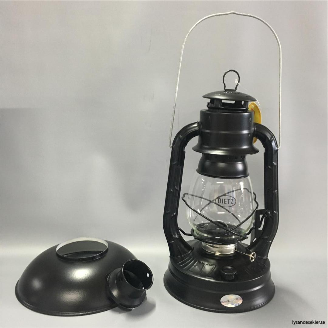 dietz stormlykta stallykta trädgårdslampa garden lamp no 8 (9)