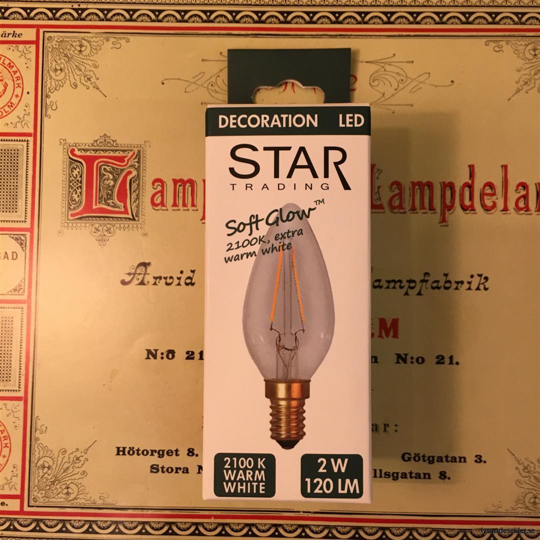 glödlampa kron E14 LED filament (2)