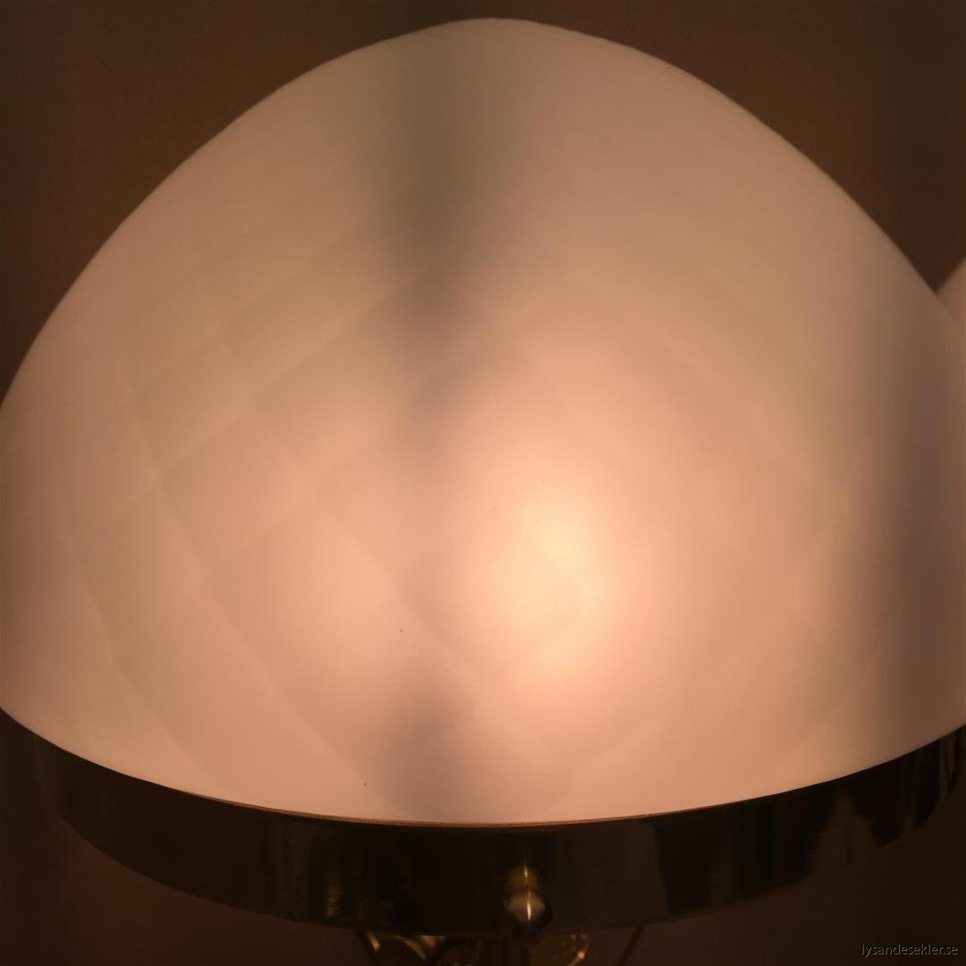 strindbergslampa 200 mm mässing antiklackerad lagerlöf karlskrona lampfabrik (13)