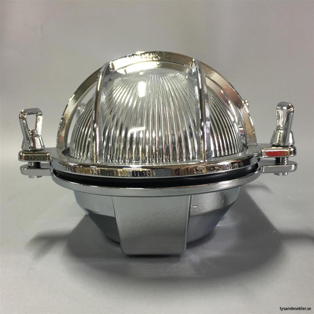 gallerarmatur gallerlampa mässing krom fartygslampa fartygsarmatur marinlampa marinarmatur (58)