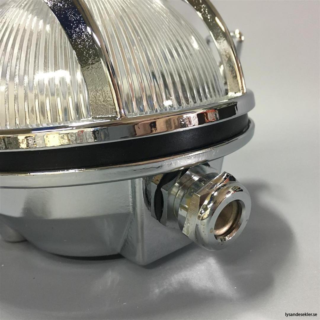 gallerarmatur gallerlampa mässing krom fartygslampa fartygsarmatur marinlampa marinarmatur (65)