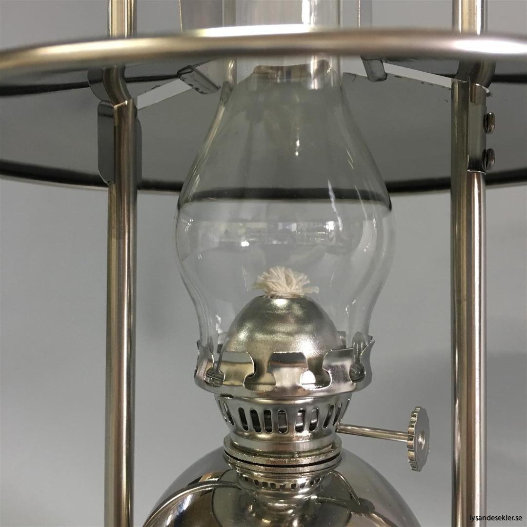 oljelampa fotogenlampa rostfritt stål loggi sampan sampanino dansk design (9)