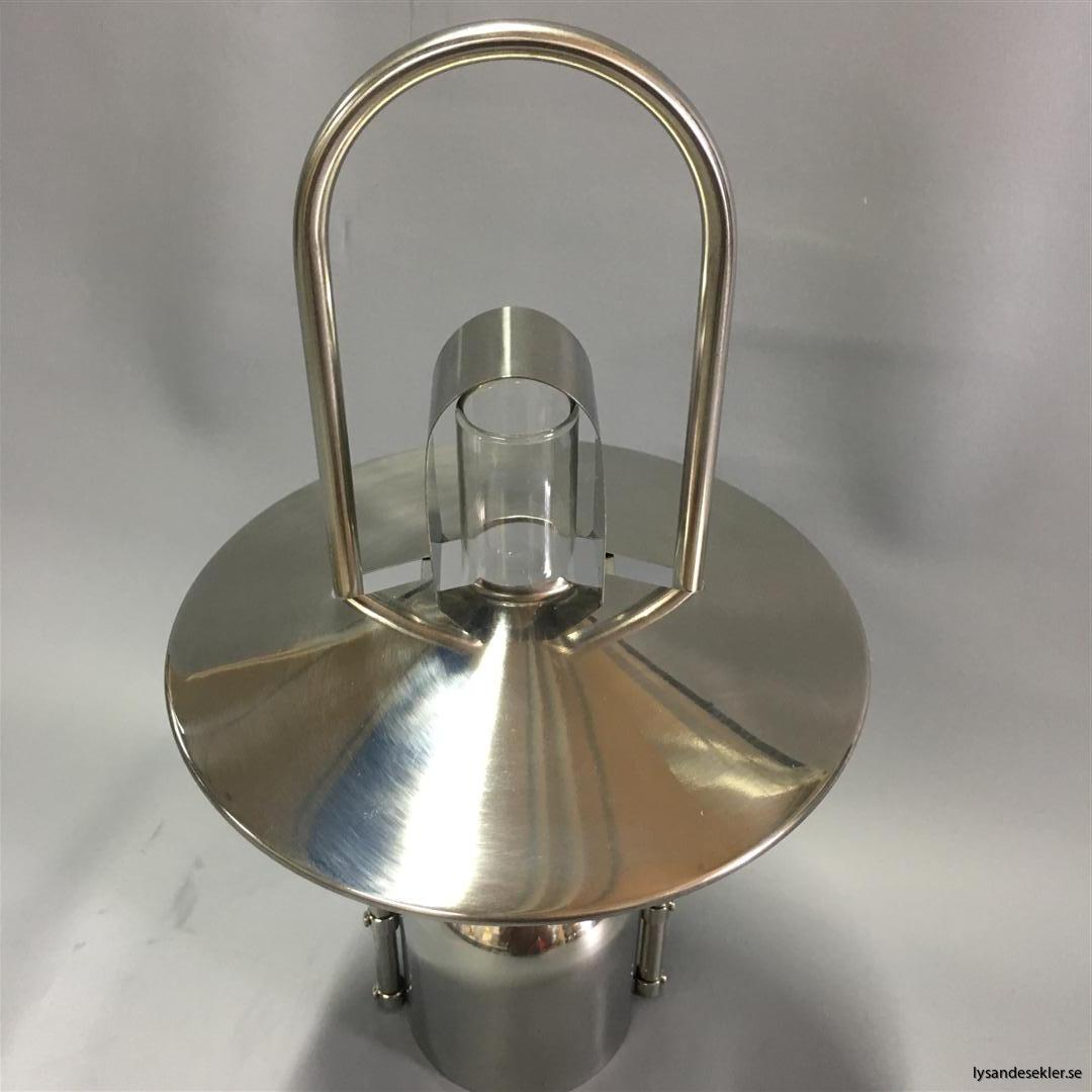oljelampa fotogenlampa rostfritt stål loggi sampan sampanino dansk design (11)
