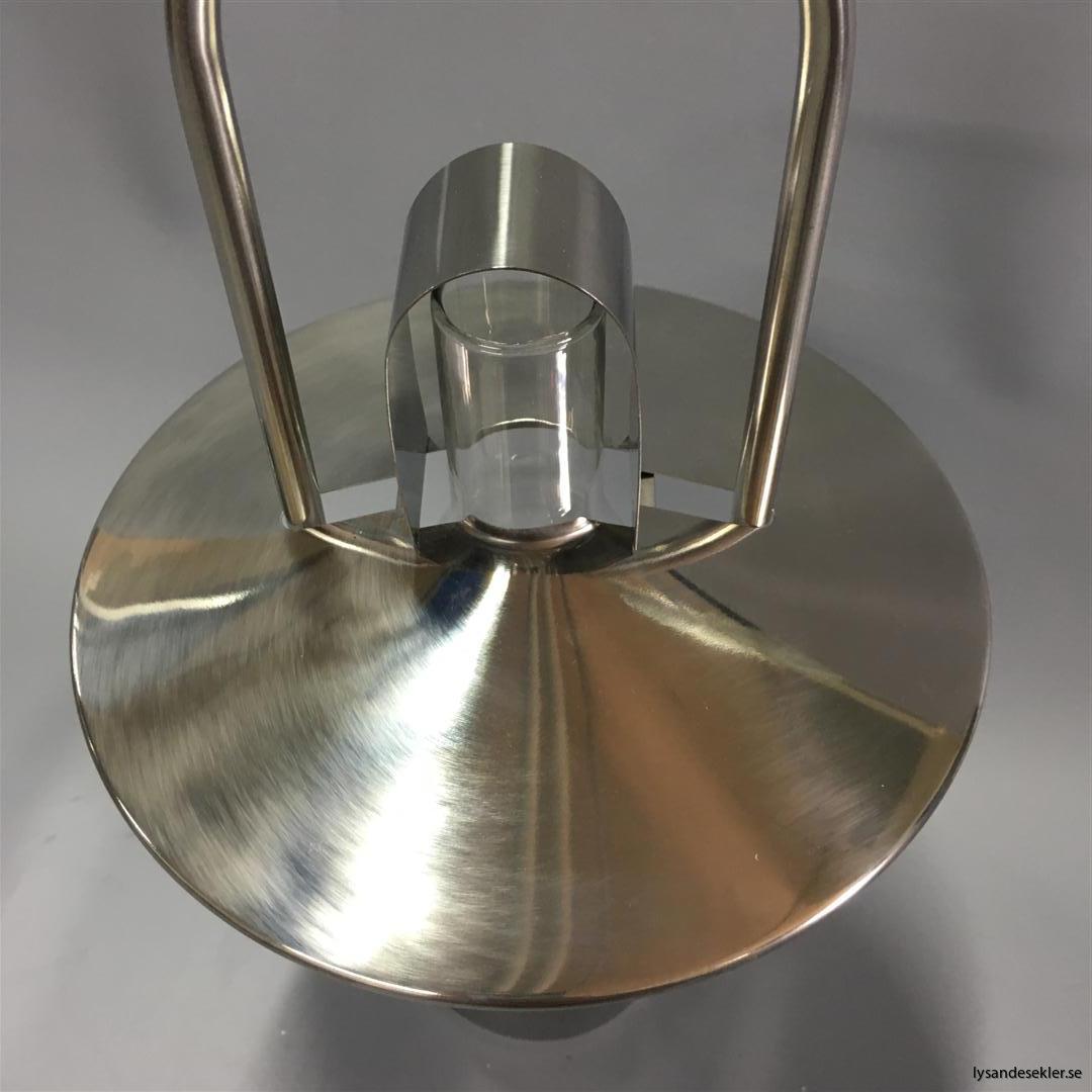 oljelampa fotogenlampa rostfritt stål loggi sampan sampanino dansk design (12)