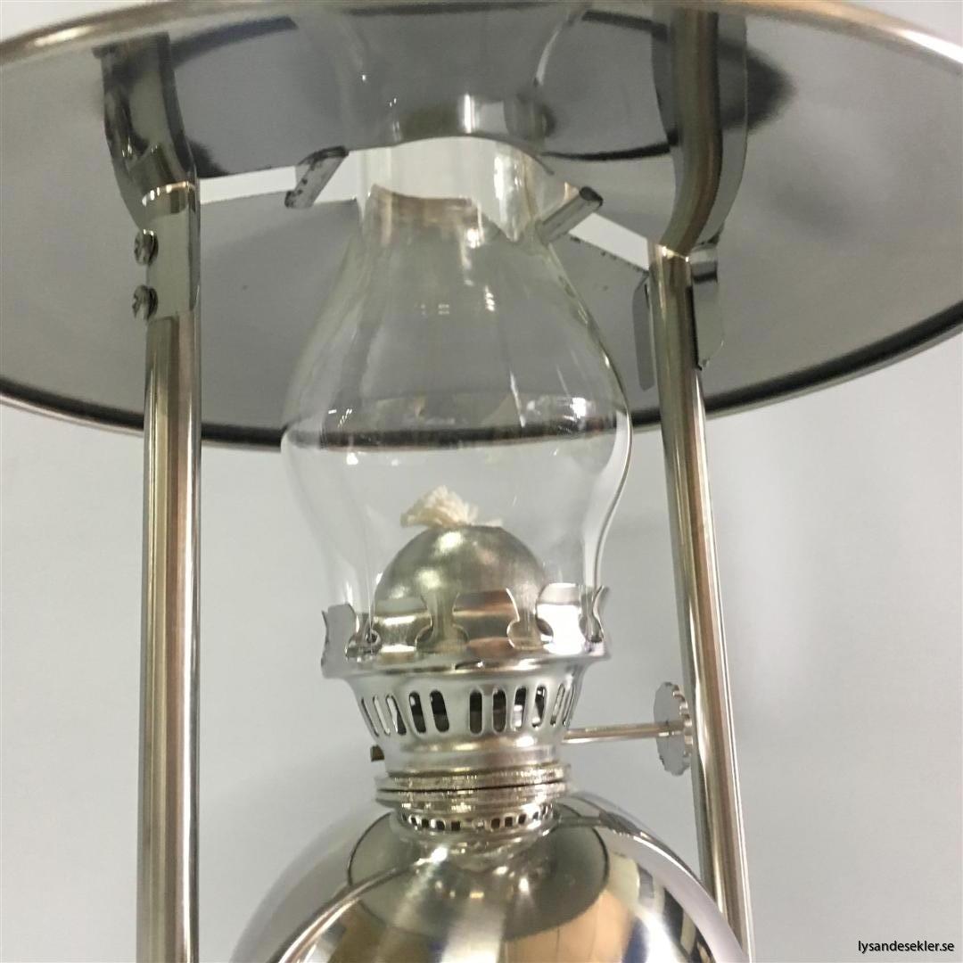 oljelampa fotogenlampa rostfritt stål loggi sampan sampanino dansk design (14)