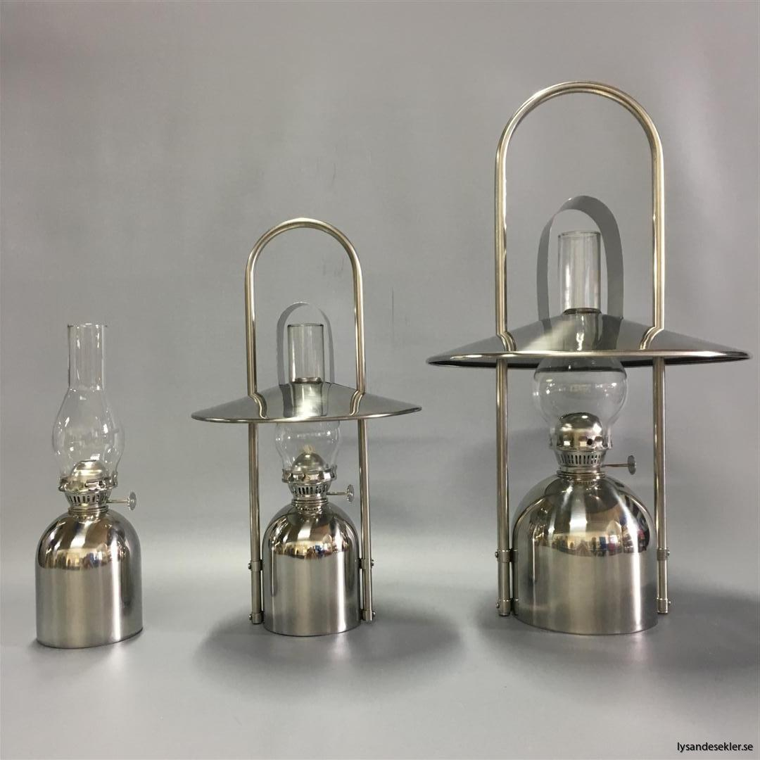 oljelampa fotogenlampa rostfritt stål loggi sampan sampanino dansk design (26)