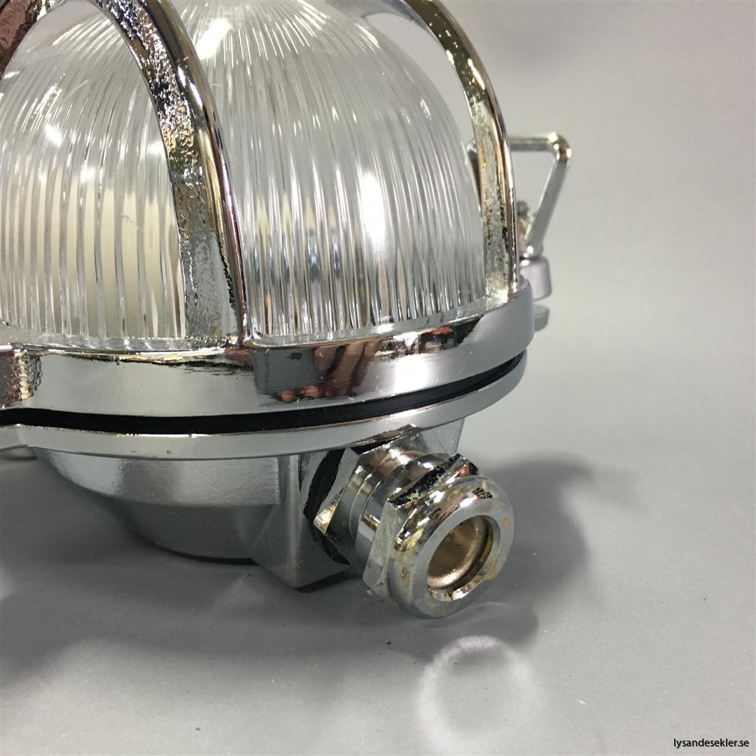 gallerarmatur gallerlampa mässing krom fartygslampa fartygsarmatur marinlampa marinarmatur (71)