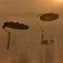 Sotskydd för linjeglas svanhals Ø 45 mm