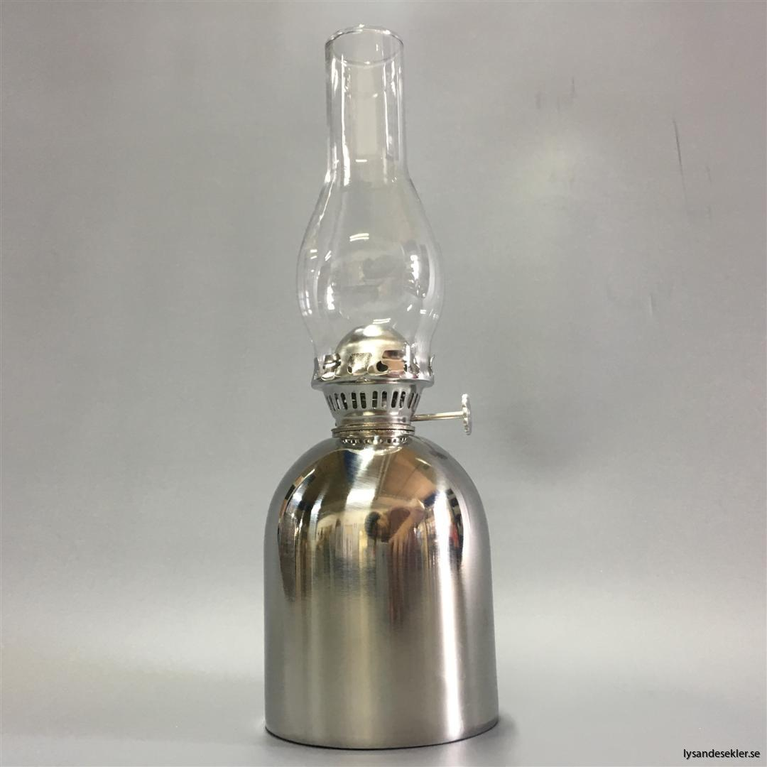 oljelampa fotogenlampa rostfritt stål loggi sampan sampanino dansk design (5)
