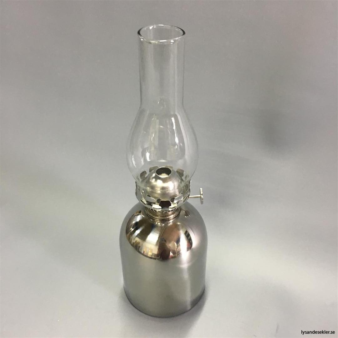 oljelampa fotogenlampa rostfritt stål loggi sampan sampanino dansk design (1)