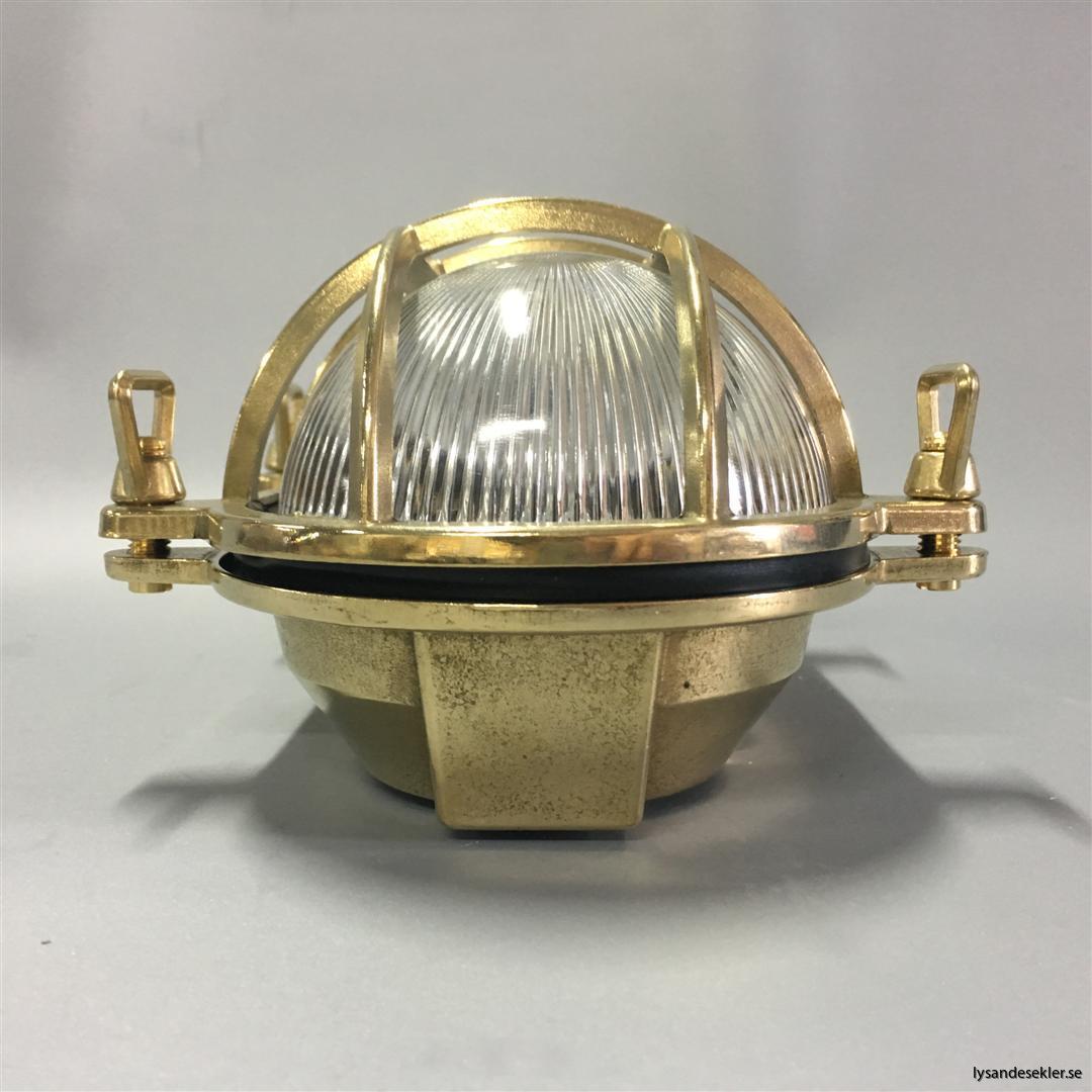 gallerarmatur gallerlampa mässing krom fartygslampa fartygsarmatur marinlampa marinarmatur (50)