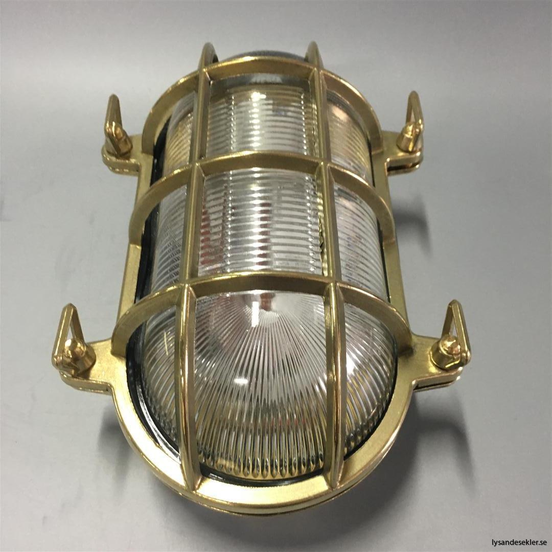 gallerarmatur gallerlampa mässing krom fartygslampa fartygsarmatur marinlampa marinarmatur (51)