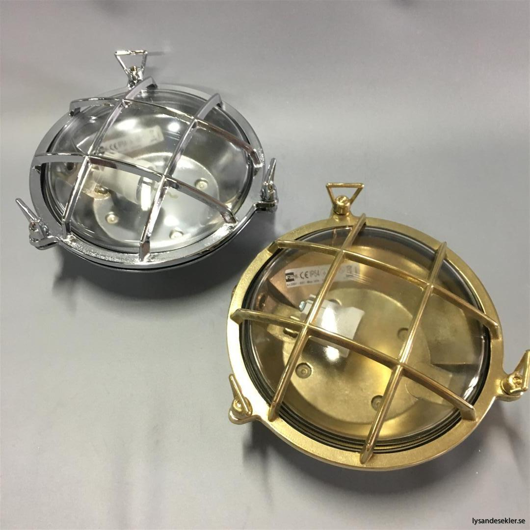 gallerarmatur gallerlampa mässing krom fartygslampa fartygsarmatur marinlampa marinarmatur (74)