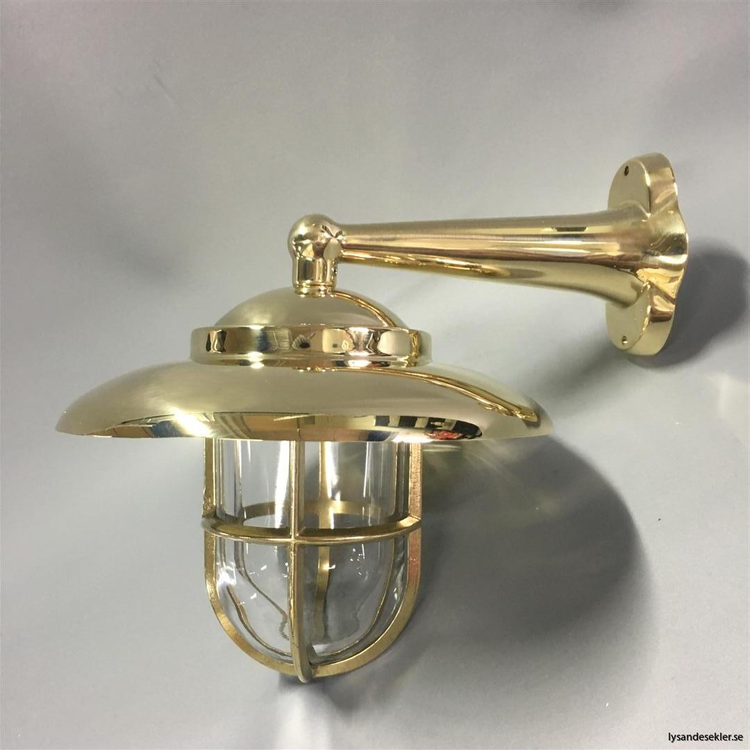gallerarmatur gallerlampa mässing krom fartygslampa fartygsarmatur marinlampa marinarmatur (1)