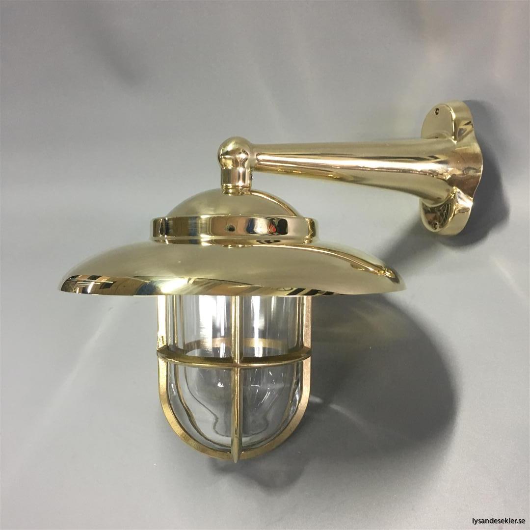gallerarmatur gallerlampa mässing krom fartygslampa fartygsarmatur marinlampa marinarmatur (2)