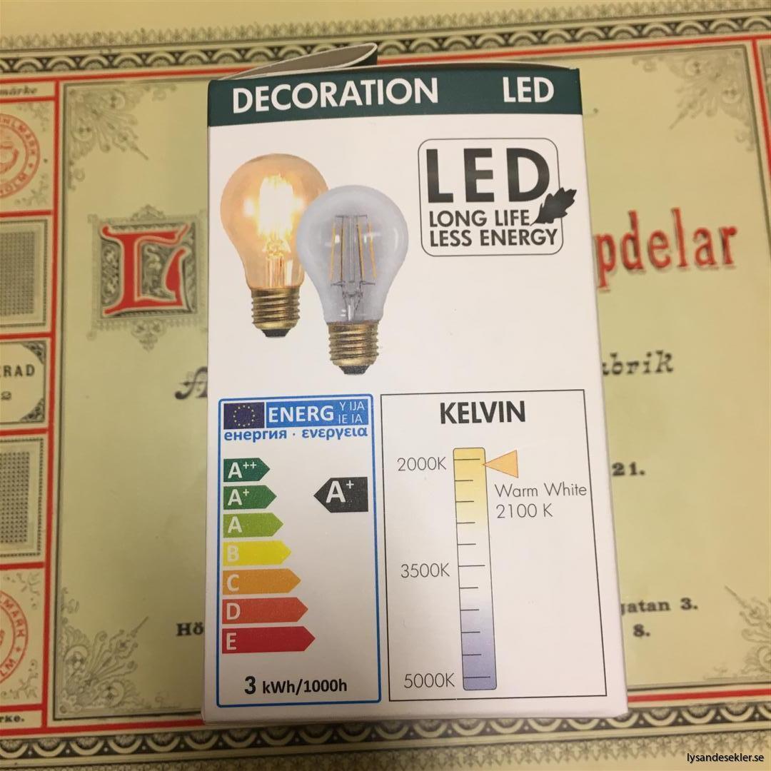 glödlampor LED koltråd filament varmt sken (14)
