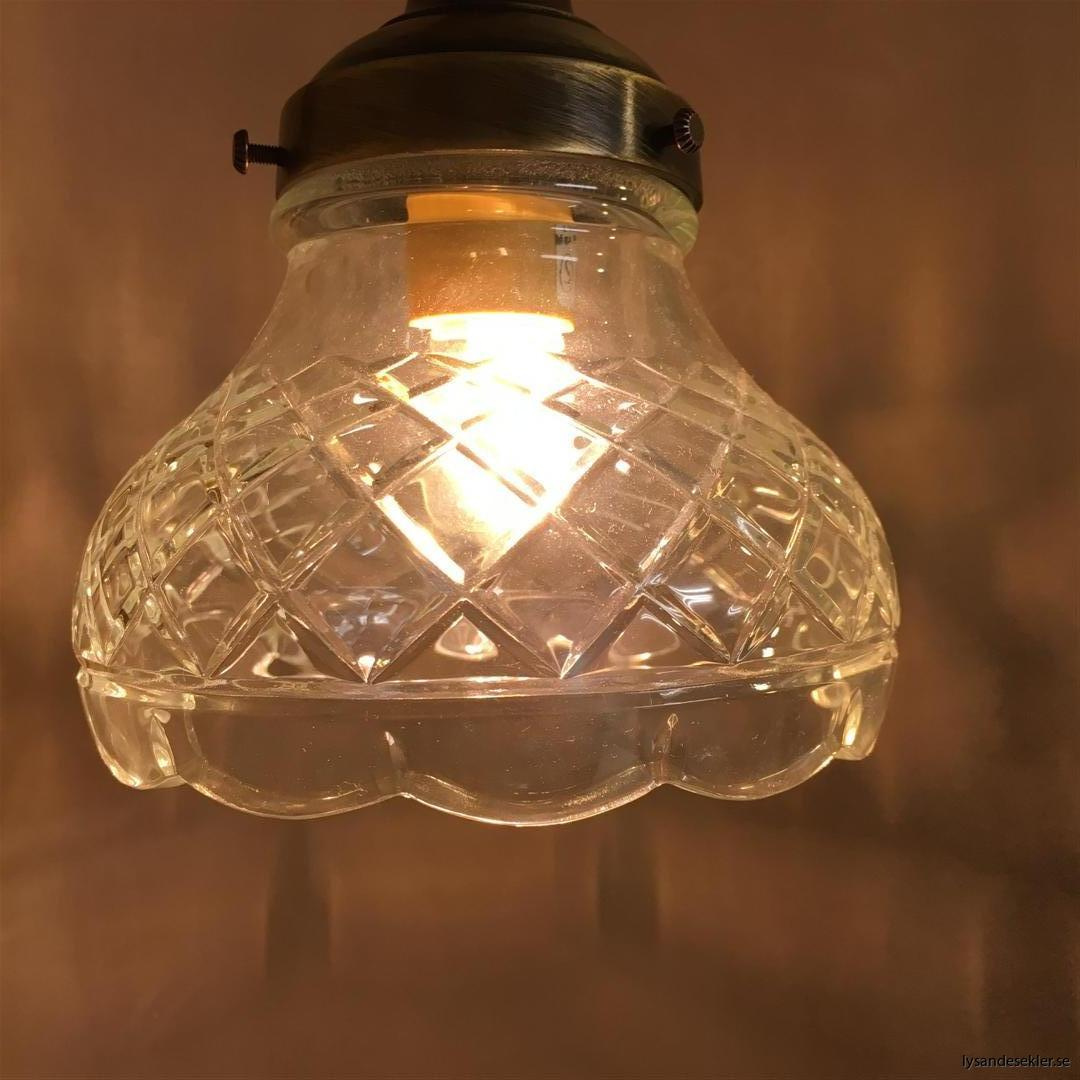 vägglampa jugend mässing elektrisk läslampa (77)