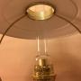 Cabinlamp i mässing