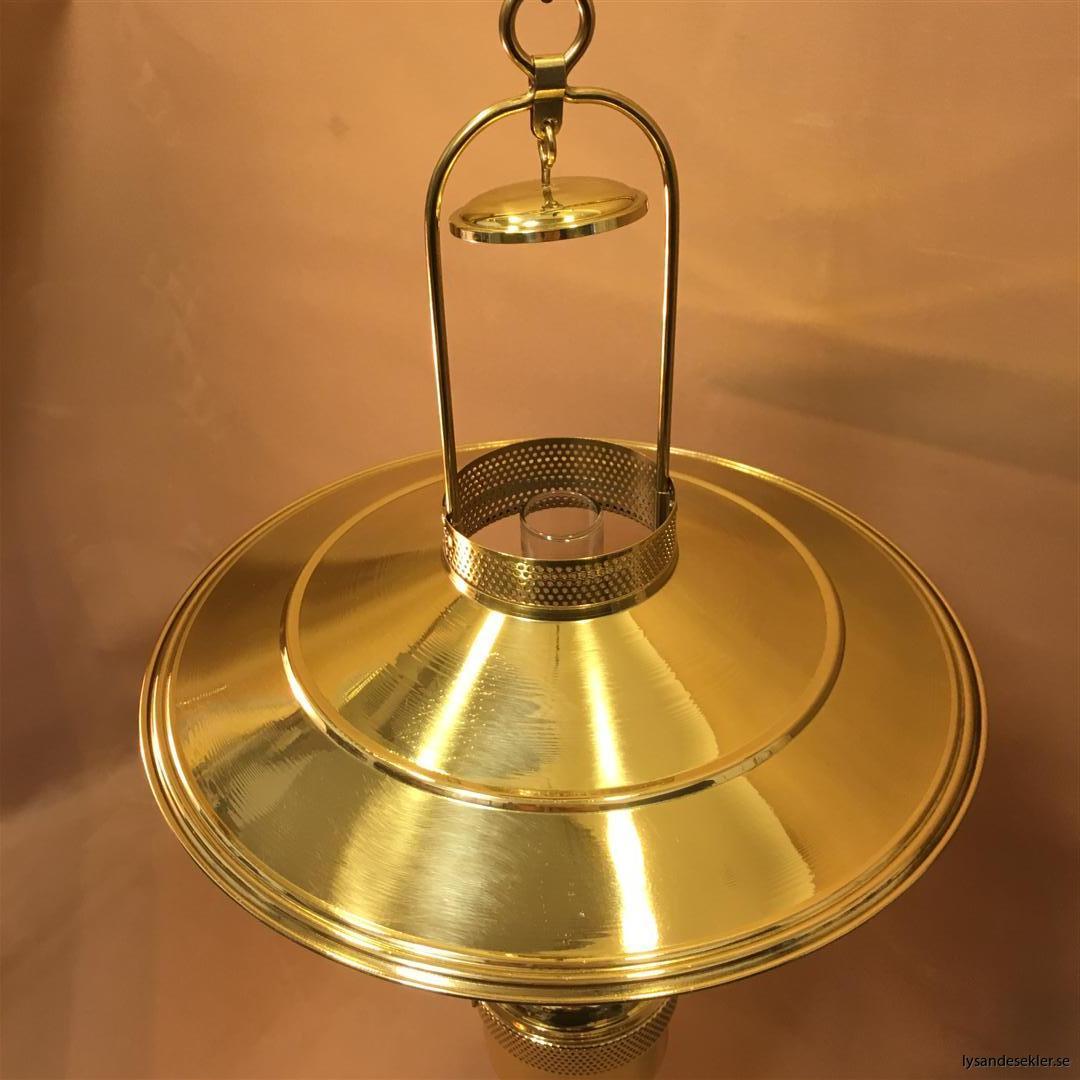 cabinlamp taklampa helt i mässing (5)