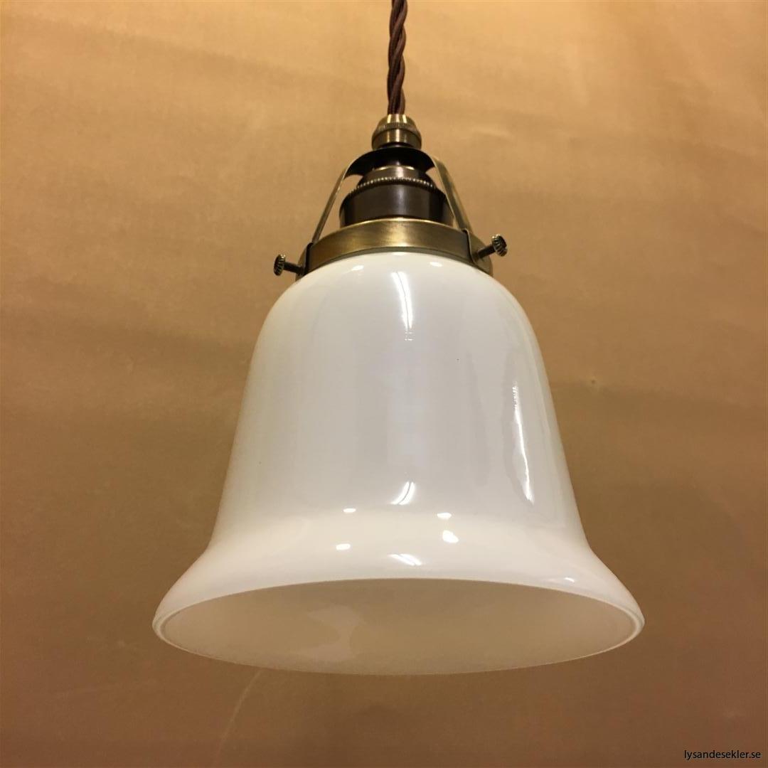 fönsterlampa tygsladd brun antik klofattning (27)
