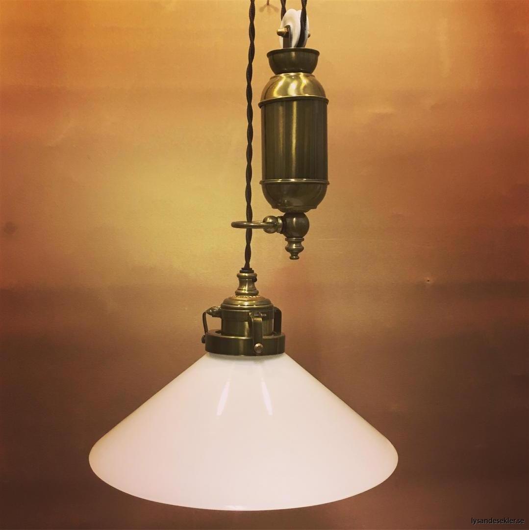 hisslampa elektrisk taklampa med hiss (123)