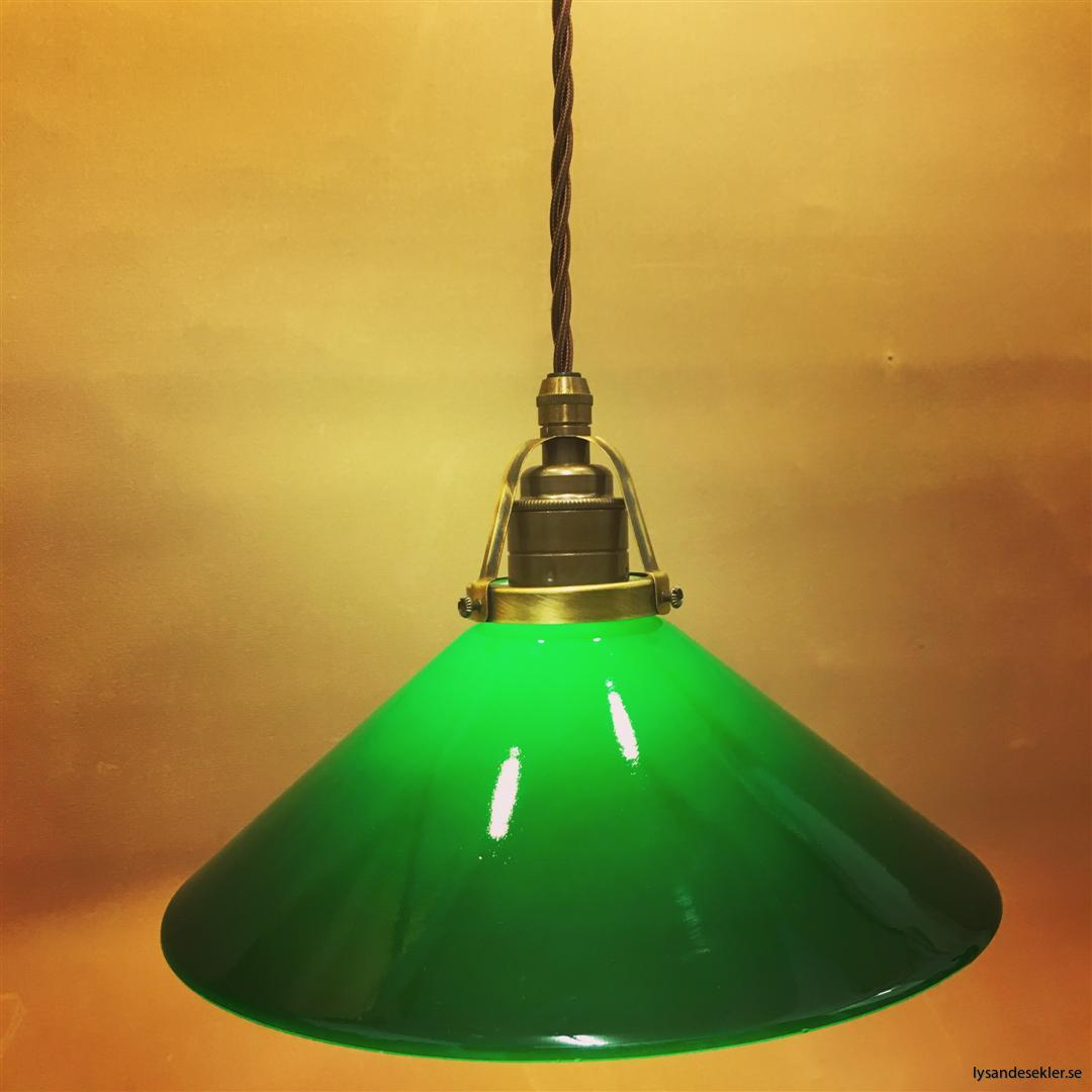 grön skomakarskärm mörkgrön skomakarelampa (1)