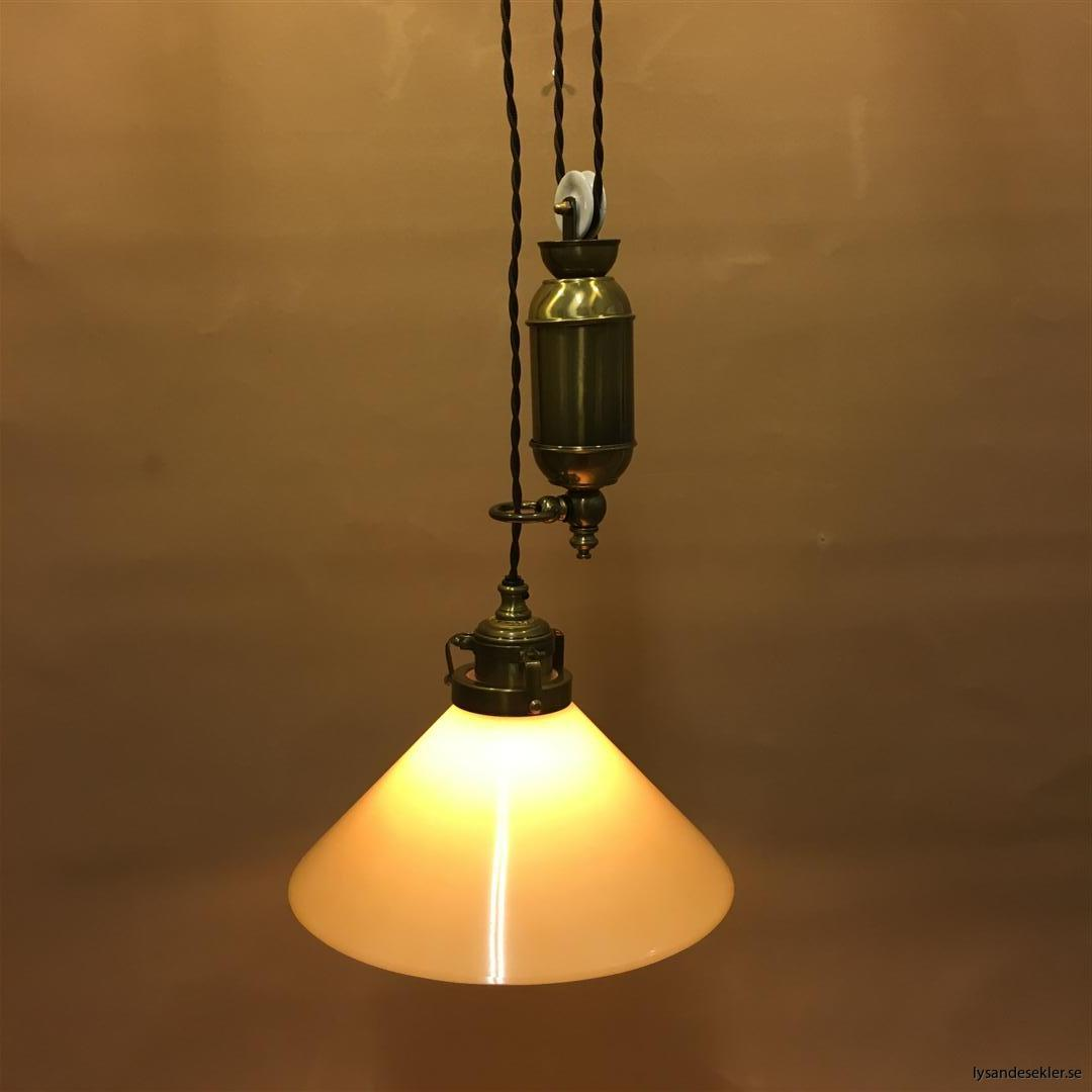 hisslampa elektrisk taklampa med hiss (103)