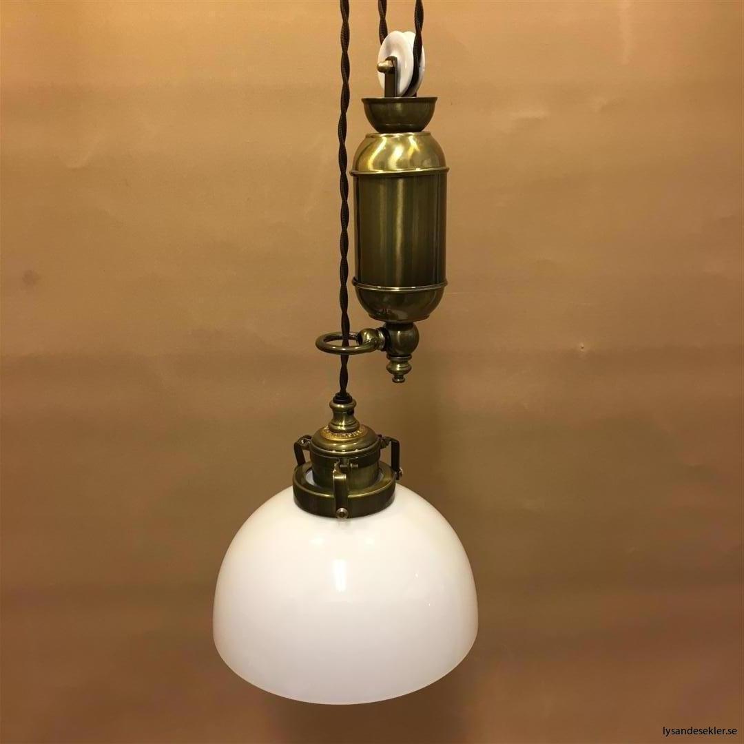 hisslampa elektrisk taklampa med hiss (126)