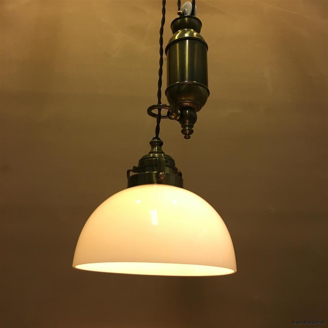 hisslampa elektrisk taklampa med hiss (114)