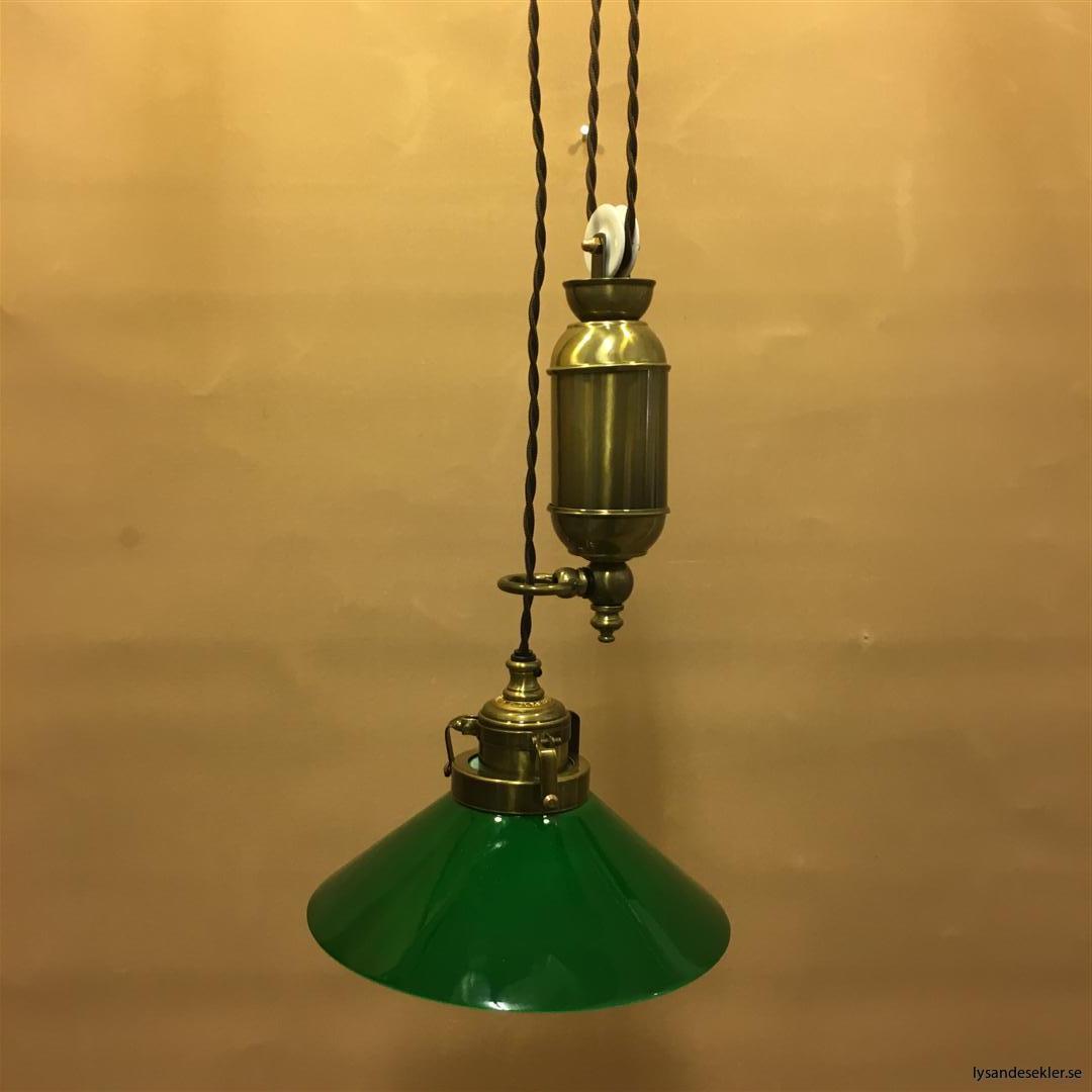hisslampa elektrisk taklampa med hiss (100)