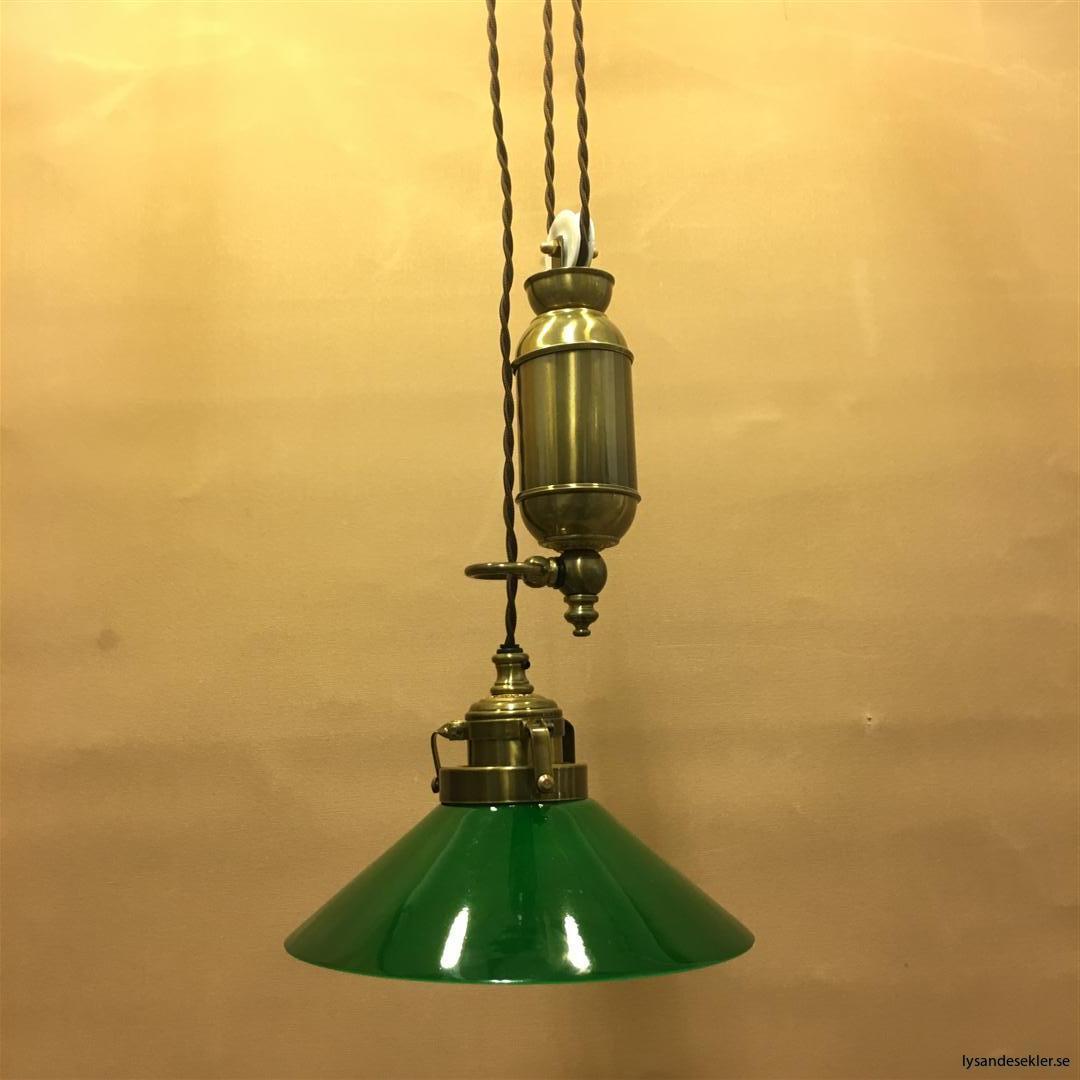 hisslampa elektrisk taklampa med hiss (101)
