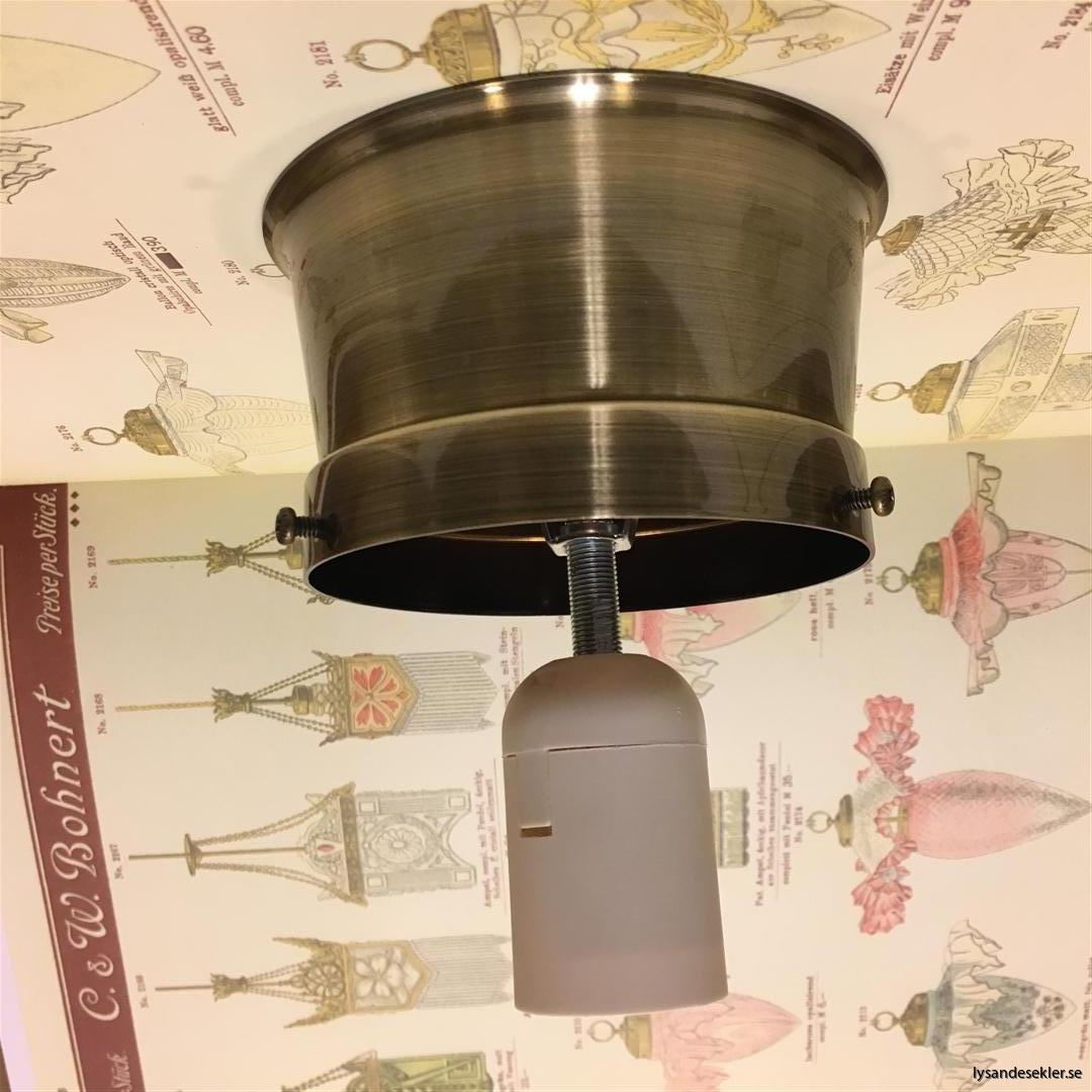 takfäste antikoxiderad mässing för kupor och skärmar 100 mm (4)