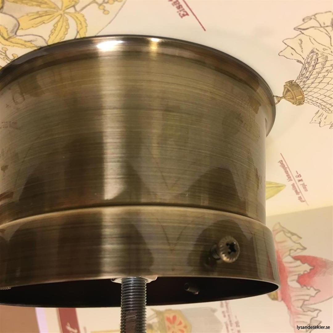 takfäste antikoxiderad mässing för kupor och skärmar 100 mm (5)