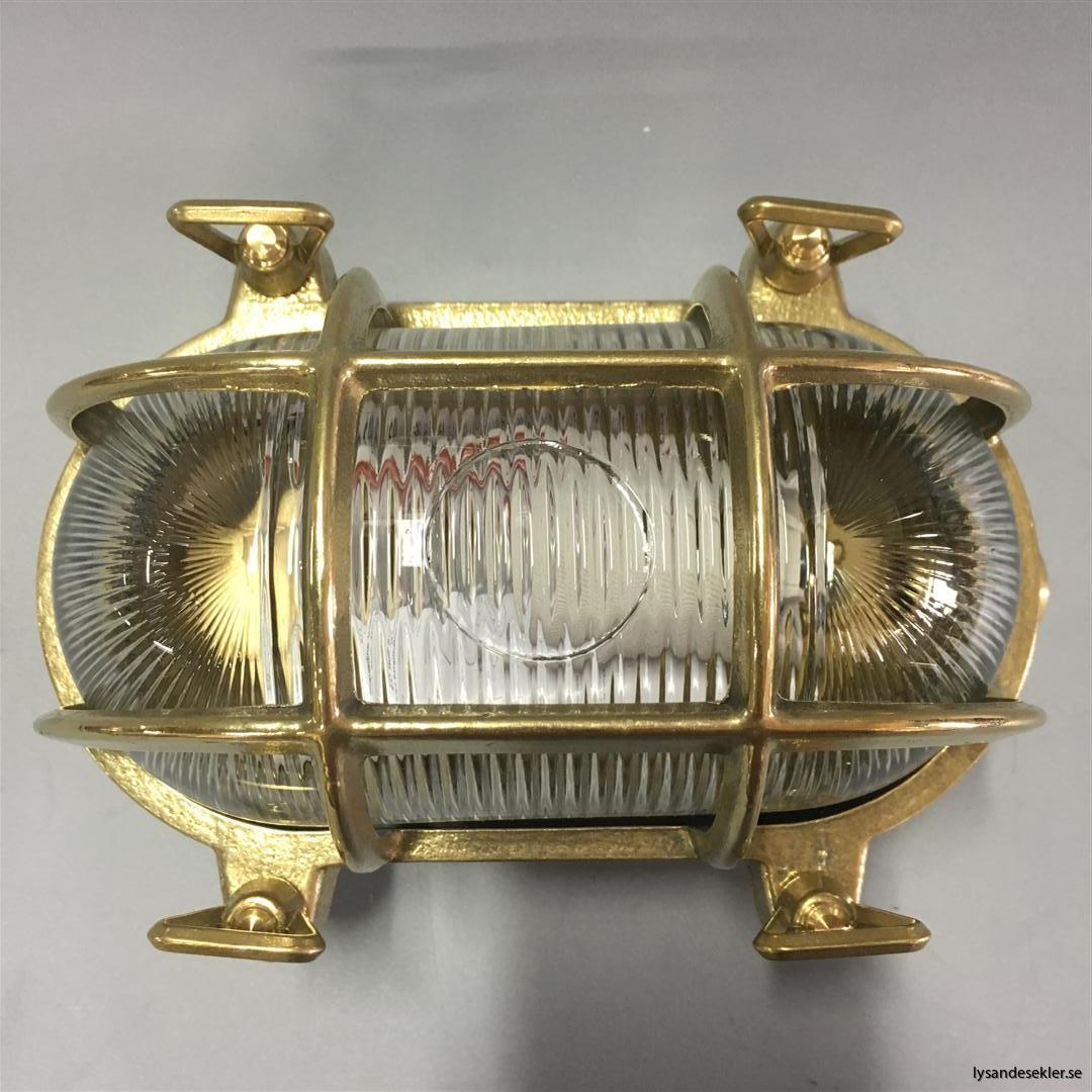 gallerarmatur gallerlampa mässing krom fartygslampa fartygsarmatur marinlampa marinarmatur (41)