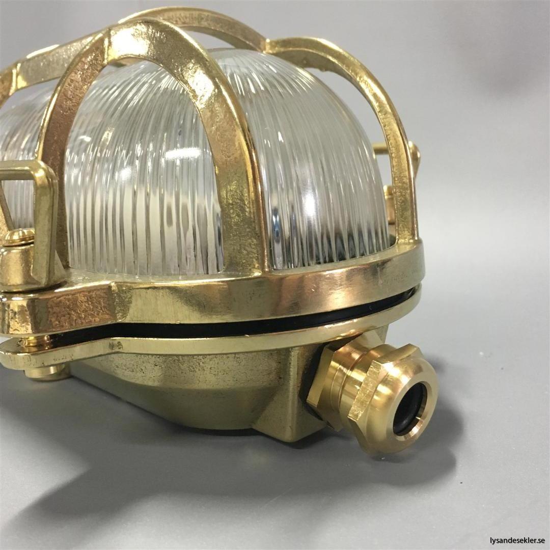 gallerarmatur gallerlampa mässing krom fartygslampa fartygsarmatur marinlampa marinarmatur (43)
