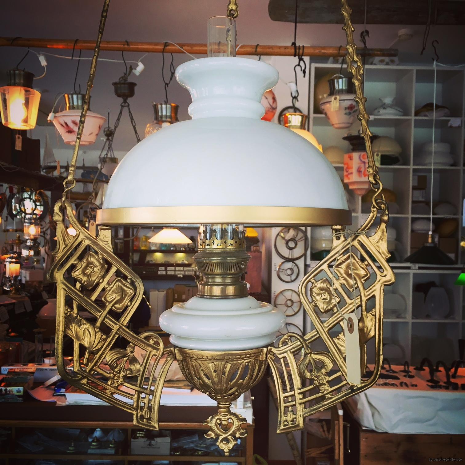 fotogenlampa med rochesterskärm