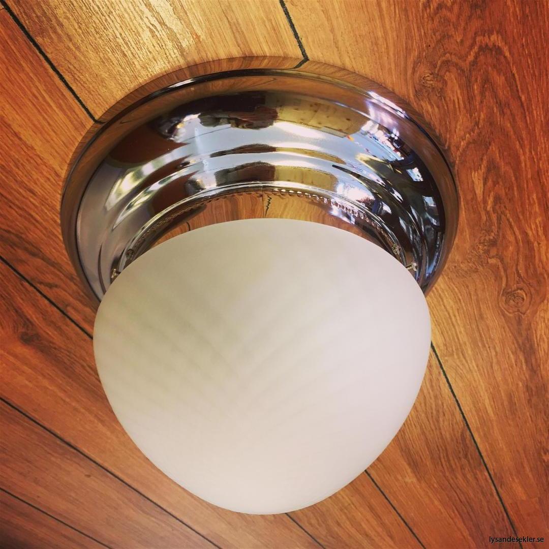 ampelglas 200 mm plafond taklampa plafondlampa