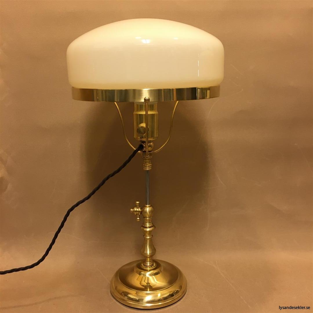 strindberg strindbergslampa mässing karlskrona lampfabrik 235 mm fahlcrantz (113)