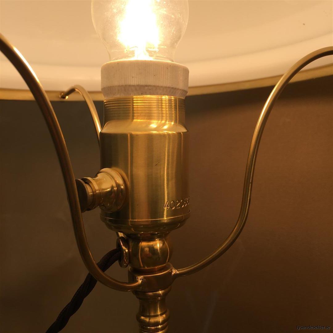 strindberg strindbergslampa mässing karlskrona lampfabrik 235 mm fahlcrantz (44)