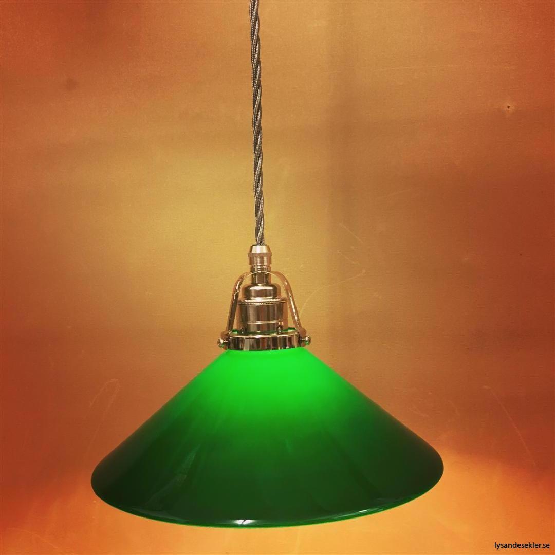 fönsterlampa i tygsladd nicklat fäste (11)