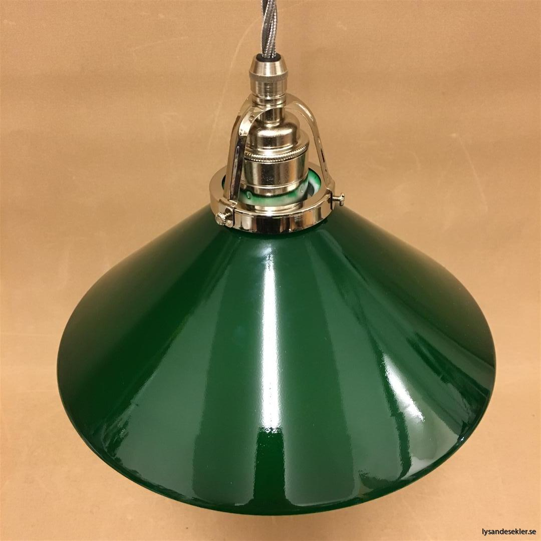 fönsterlampa i tygsladd nicklat fäste (3)