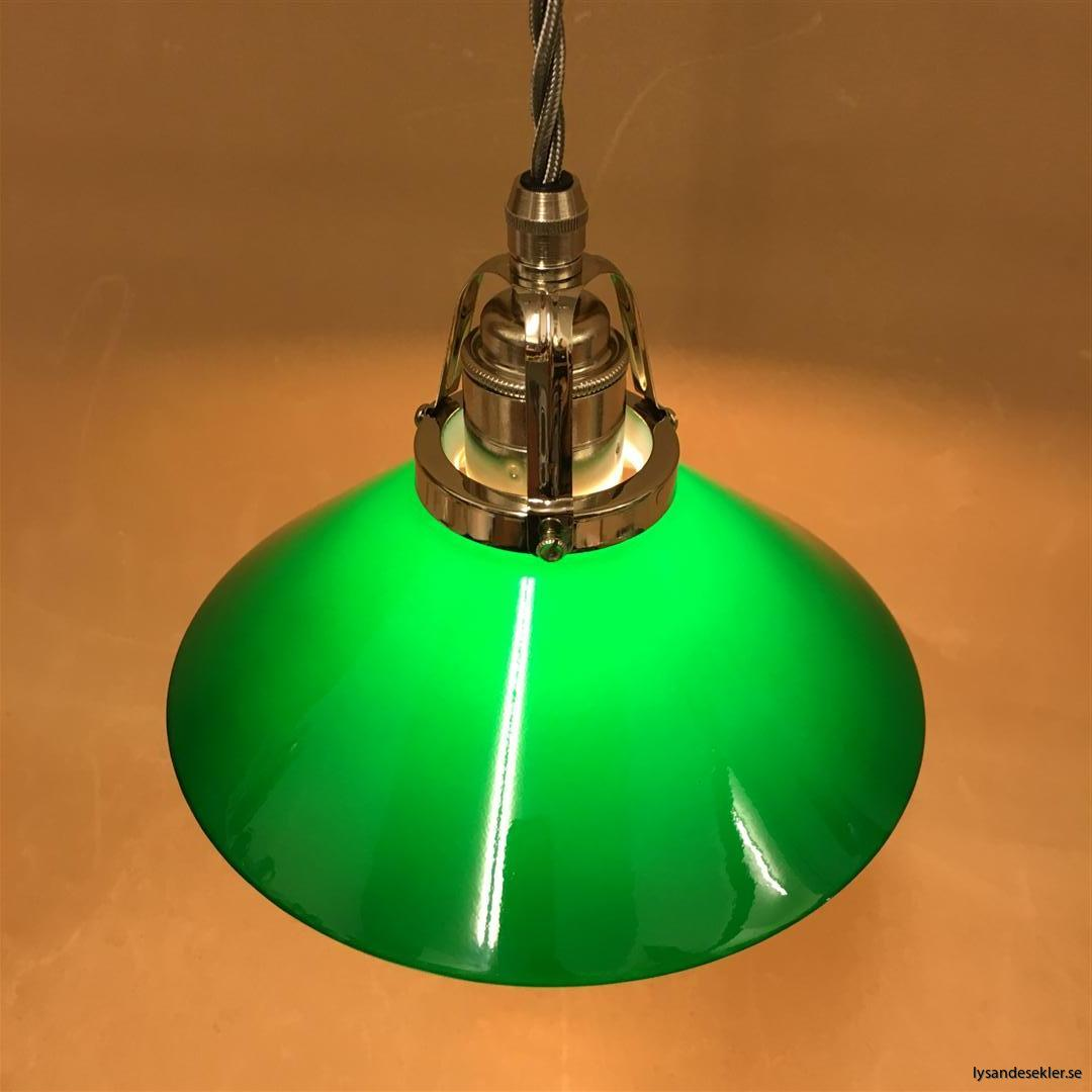 fönsterlampa i tygsladd nicklat fäste (22)
