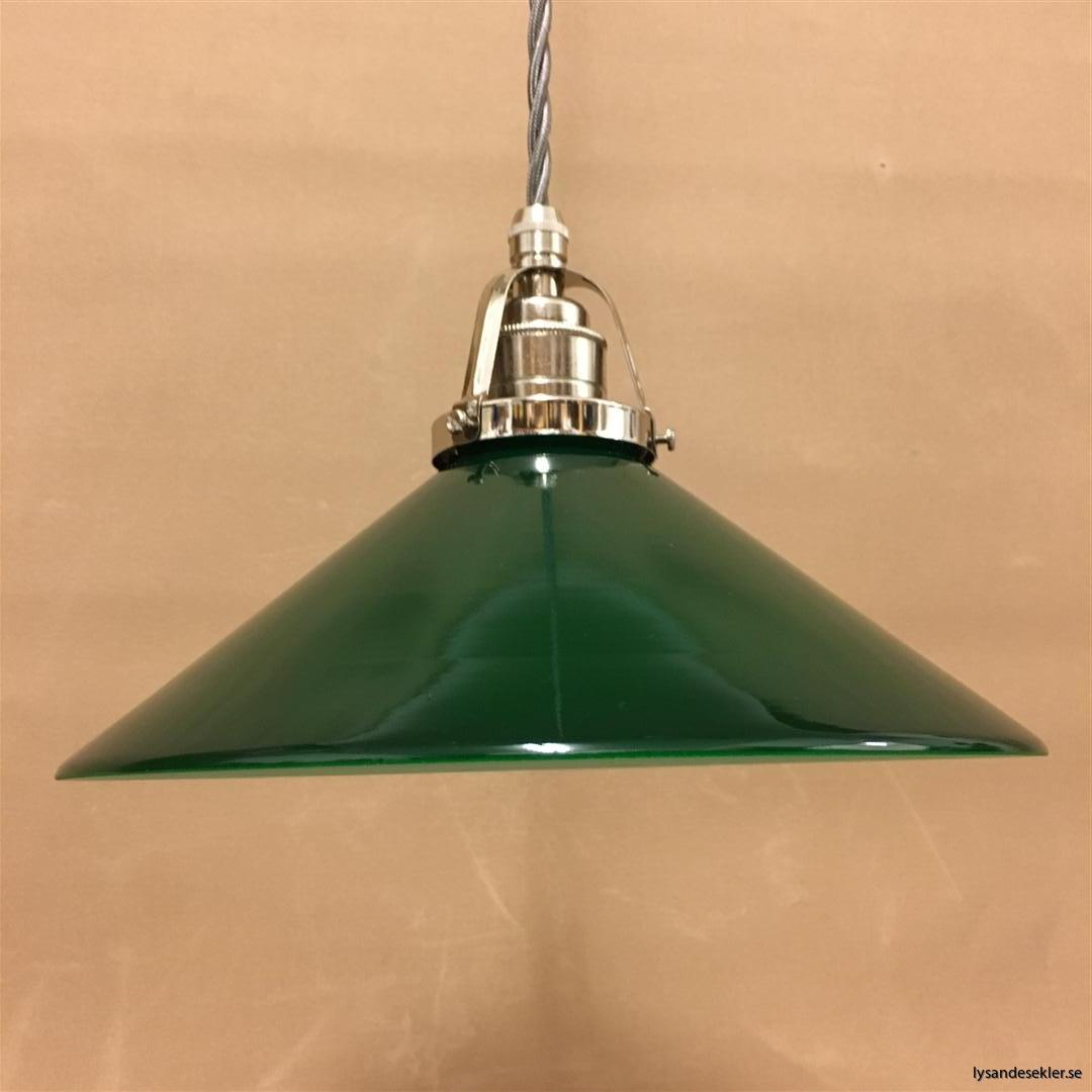 fönsterlampa i tygsladd nicklat fäste (6)