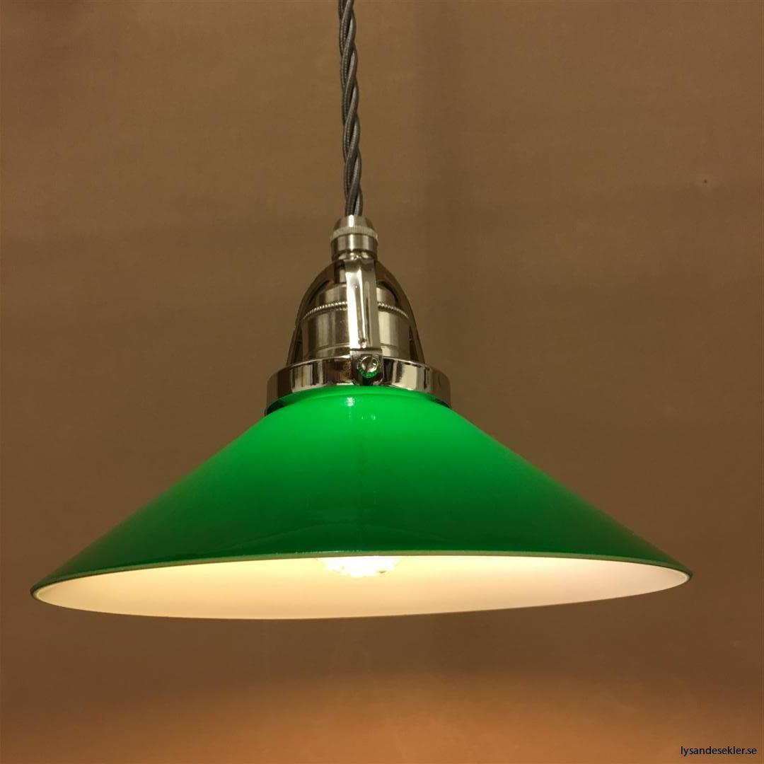 fönsterlampa i tygsladd nicklat fäste (23)